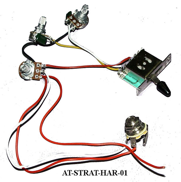 axetec parts at strat har 01 stratocaster style strat wiring reverb. Black Bedroom Furniture Sets. Home Design Ideas