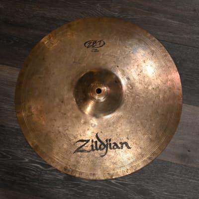 "(9691) Zildjian ZBT 16"" Crash Cymbal"