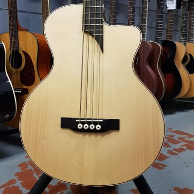 Apc   Bg Luthier Mx Cw Acoustic Bass for sale