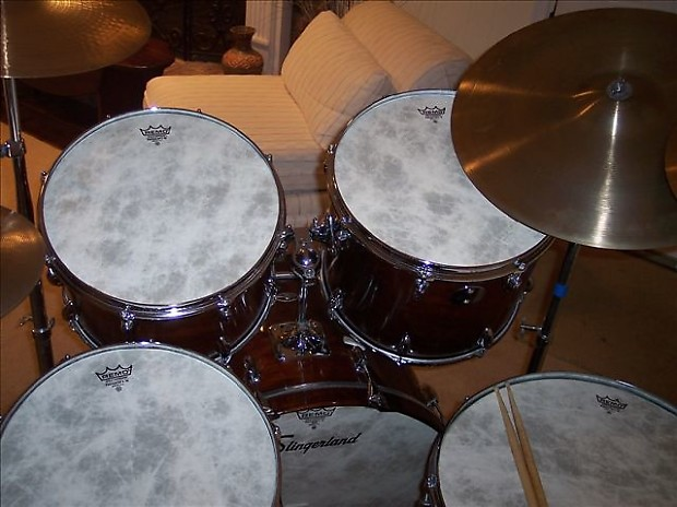 Slingerland Drums For Sale : reduced vintage slingerland 4 pc drum set for sale by reverb ~ Russianpoet.info Haus und Dekorationen