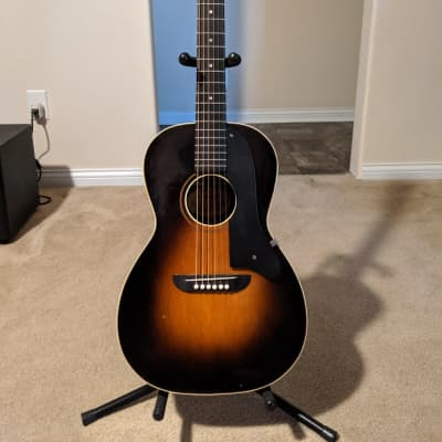Pre-War 1935 Washburn/Tonk Bros 5206 acoustic guitar for sale