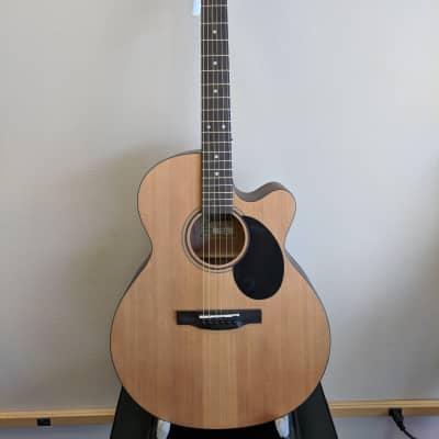 Jasmine J34C Cutaway Acoustic Guitar for sale