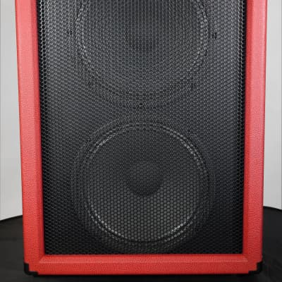 "Road Series 2 2x12"" Vertical Scarlet-Graphite Prometheus Voicing w/Direct out & IR pack"