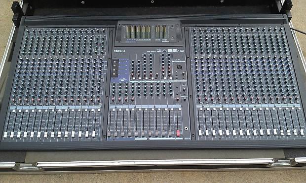 Yamaha GA3212 Sound Board with Anvil case | Gear Bazaar