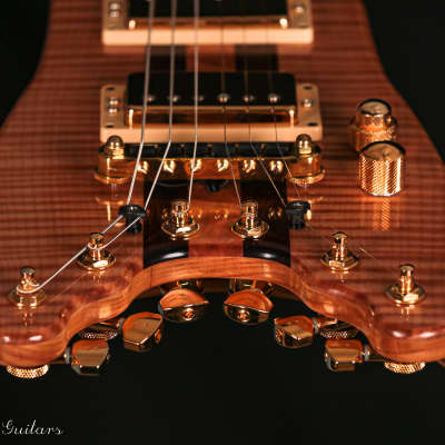 Strobel Custom Rambler Piezo/Electric Travel Guitar 2020 Natural for sale