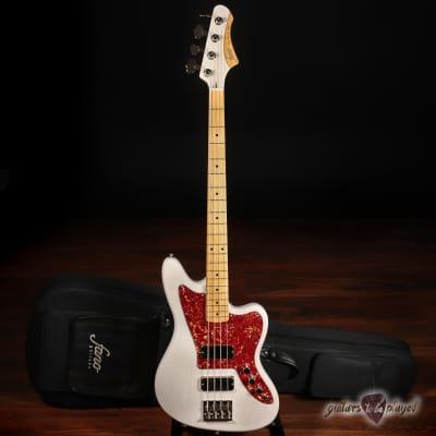 Fano JM4 Standard LTD Bass MP Fretboard w/ Lollar Thunderbirds – Mary Kaye for sale