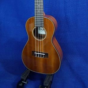 Ohana CK-35G-5 Solid Mahogany 5-String Concert Ukulele