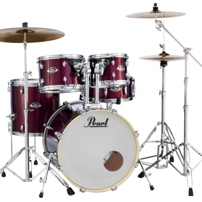 "Pearl Export 10""x7"" Add-On Tom Pack BURGUNDY EXX10P/C760"