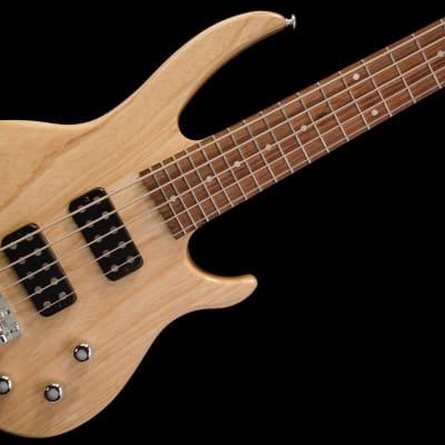 Gibson EB Bass T 5 String 2017 Natural w/ gigbag