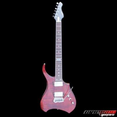 Crimson Guitars Sigil 2012 Natural oiled finish for sale