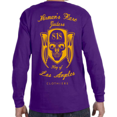Purple NRG Long Sleeves Medium