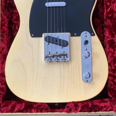 Fender Custom ShopNocaster Heavy Relic 1951 Blonde