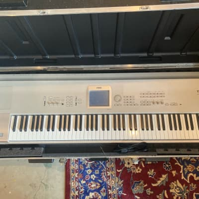 Korg Triton Studio 88 with Case