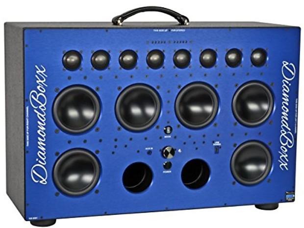 Tuki Padded Amp Cover for Diamondboxx Model L Speaker Amplifier diab001p