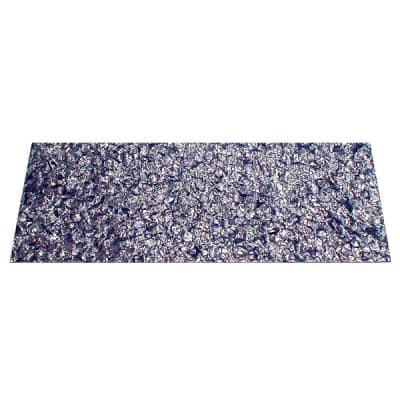 Blank Pickguard Sheet Large 24x9 (Black Pearl)