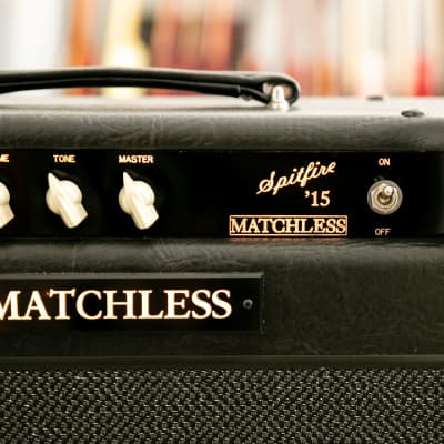 Matchless Spitfire 1X12 15W  Combo for sale