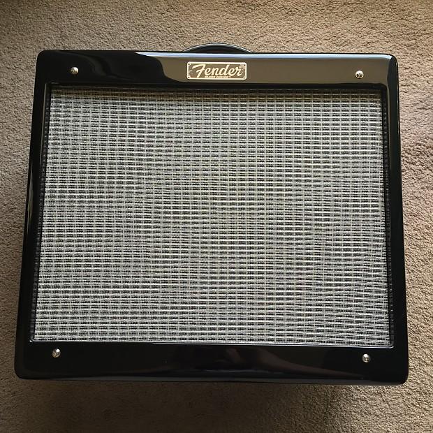 Fender FSR Blues Junior III Limited Edition 15-Watt 1x12 Guitar Combo 2014
