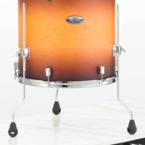 "Pearl Decade Maple 16""x16"" Floor Tom - Classic Satin Amburst"