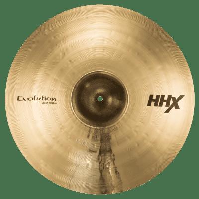 "SABIAN 19"" HHX Evolution Crash Brilliant Finish"