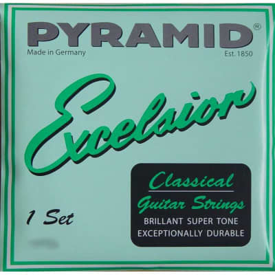 Pyramid Excelsior Low Tension Classical Guitar Strings