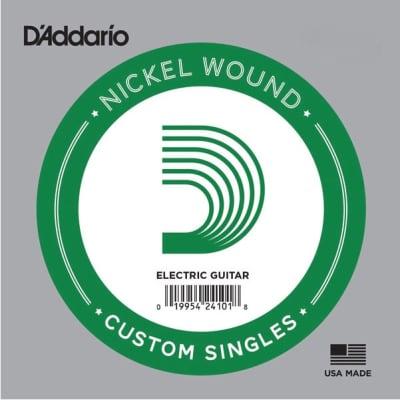 D'Addario NW026 Single XL Nickel Wound 026