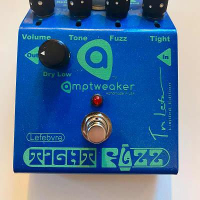 Amptweaker Bass Tight Fuzz - Tim Lefebvre Signature Model for sale