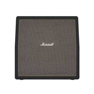 "Marshall	Origin ORI412 4x12"" Angled Guitar Speaker Cabinet"