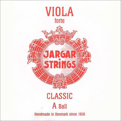 """Jargar Jargar up to 16.5"""" Viola A String Thick(Forte) Chromesteel"""
