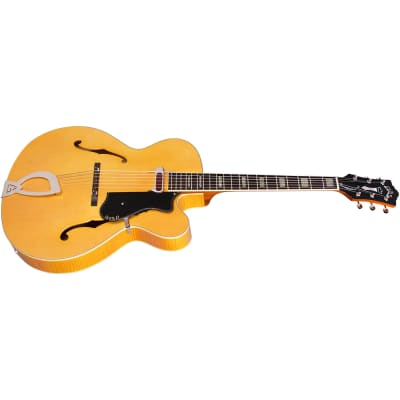 Guild A-150 Savoy Electric Guitar - Blonde for sale