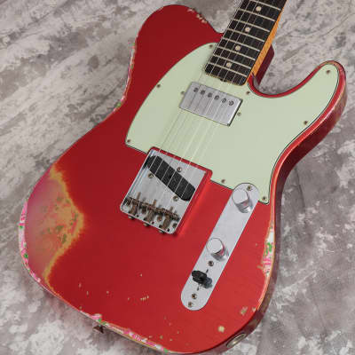 Fender USA Fender Custom Shop / Limited Edition Heavy Relic 60s HS Tele - Shipping Included* for sale