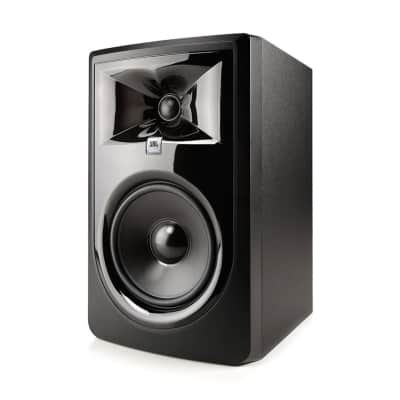 JBL LSR306 MKII Studio Monitor 6.5-inch active bi-amplified studio monitor - Single