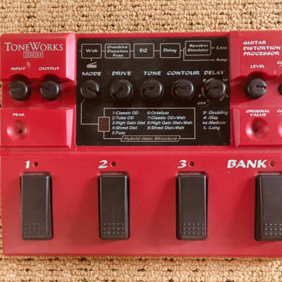 Korg ToneWorks G1 distortion for sale