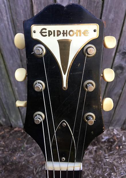 Randi epiphone dot
