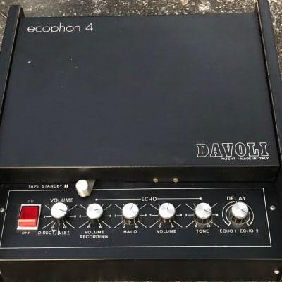 Davoli Ecophon4 Analog  Echo