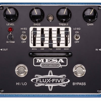Mesa Boogie Flux 5 - Overdrive
