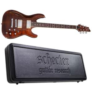 Schecter C-1 E/A Cat's Eye Electric Acoustic - Piezo bridge NEW + HARD CASE! for sale
