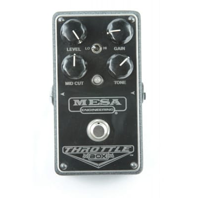 Mesa/Boogie Throttle Box - distortion for sale
