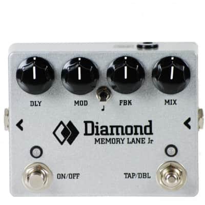 Diamond Pedals Memory Lane Junior Delay V2 FREE INTERNATIONAL SHIPPING image