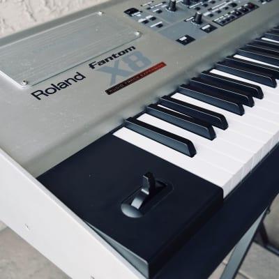 roland fantom x8 sound programming. Black Bedroom Furniture Sets. Home Design Ideas