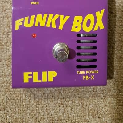 Guyatone Flip FB-X Funky Box Purple