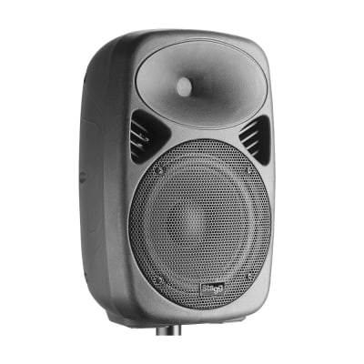 """Stagg 8"""" 100 Watts 2-Way Active PA Speaker with Bluetooth - KMS8-1"""