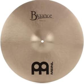 """Meinl 18"""" Byzance Traditional Medium Crash"""