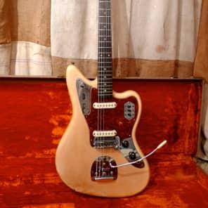 Fender  Jaguar  1962 Blond