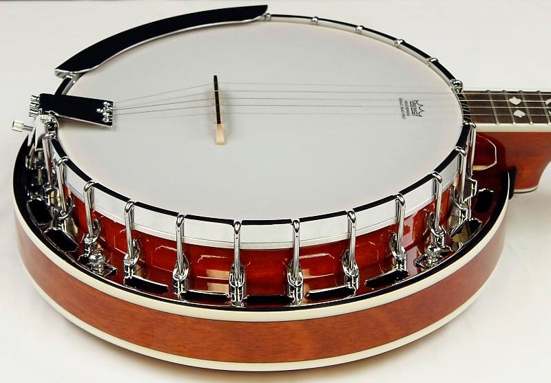 recording king songster resonator banjo new rk r20 reverb. Black Bedroom Furniture Sets. Home Design Ideas