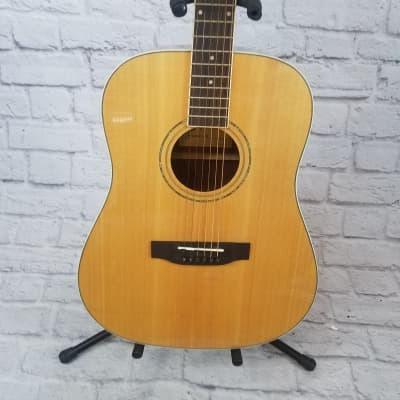 Austin AA40-DL Left Handed Acoustic Guitar for sale
