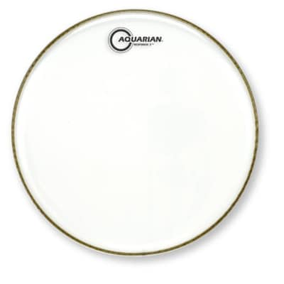 Aquarian RSP2-13 13'' Response 2 Two Ply Batter