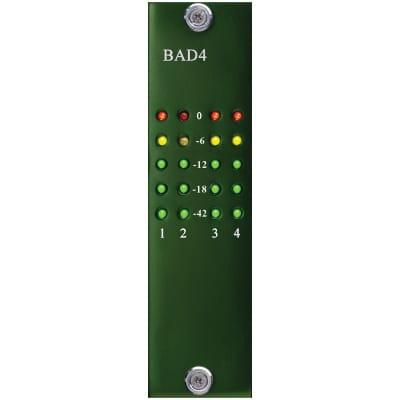 Burl Audio BAD4 4-Channel Mothership A/D Converter Module