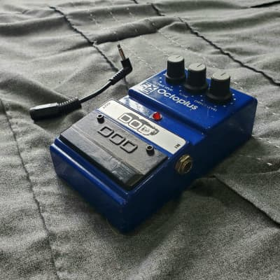 DOD FX35 Octoplus Analog Octave/Octaver Pedal w/ Power Adapter for sale