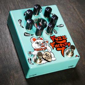 Zvex Fuzz Factory 7 Hand Painted