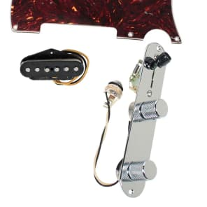920D Custom Shop 10-18-10-21 Fender Texas Special Pickups Loaded Prewired Tele Pickguard